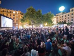 Rome's free outdoor film festival returns this summer