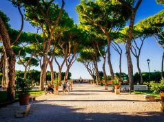Rome reopens Giardino degli Aranci