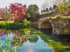 Gardens of Ninfa reopen after lockdown