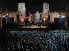 Rome opera house cancels summer season at Baths of Caracalla