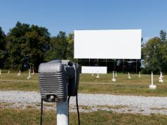 Drive-In cinema comes to Rome