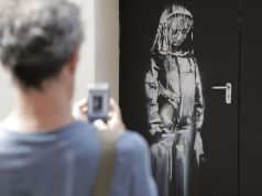 Banksy artwork stolen from Bataclan found in Italy