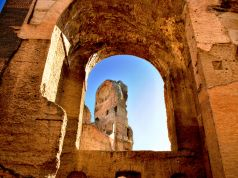Rome reopens Baths of Caracalla after lockdown