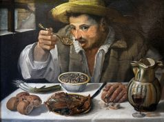 Good Food Guide to paintings in Rome