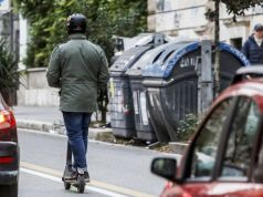 Rome's electric scooters: crashes and modified motors