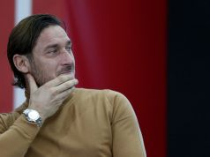 Rome football legend Totti seeks help to find missing Rolex