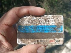 Phone card from 1994 found in the sand: On Socials 'So that's how they clean beaches?'