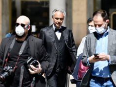 Italy: Bocelli says sorry for covid-19 comments
