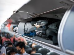 Italy lifts hand luggage ban on flights