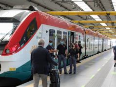Rome restarts Leonardo Express train to Fiumicino airport