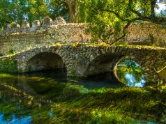 Italy's Garden of Ninfa celebrates 100 years