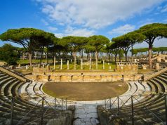 Rome: Ostia Antica summer festival in ancient Roman theatre