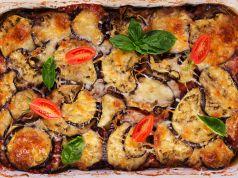 Rome recipe: Parmigiana di Melanzane