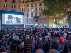 Rome's open-air film festival returns this summer
