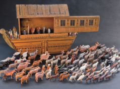 Rome fills museum with vintage toys in new exhibition