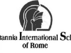 Britannia International School of Rome- Primary School Teaching Position
