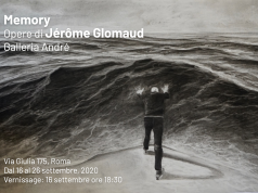 Jérôme Glomaud - Artworks of the sea at Gallery André