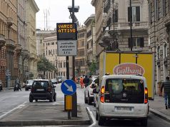 Rome's limited traffic zone turns active again