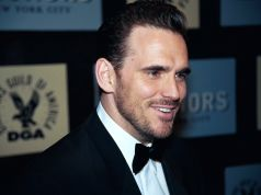 Matt Dillon guest at Rome's first floating cinema