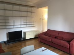2-bedroom flat in Flaminio neighborhood