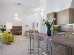 Trastevere via MAMELI elegant apartment - Temporary use contract.