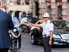 Rome seeks fit new traffic police