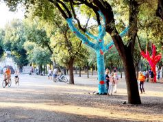 Rome: Open-air art exhibition in Villa Borghese