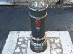 Rome's most beautiful nasone fountain