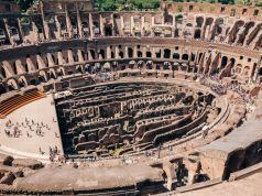 Rome: Tourist crashes drone inside Colosseum