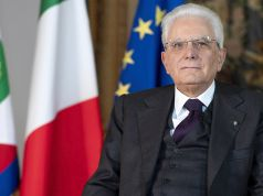 Italy's president calls for collective responsibility in fight against covid-19