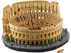 Lego unveils its biggest set ever: a 9,000-brick Colosseum