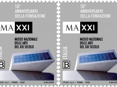Italy celebrates 10 years of MAXXI with a stamp