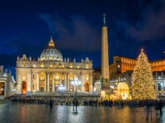 Vatican to keep festive spirit alive with Christmas tree in St Peter's Square