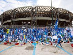San Paolo Stadium in Naples to be renamed 'Diego Armando Maradona Stadium'