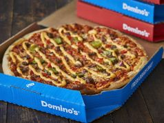 Domino's Pizza launches in Rome