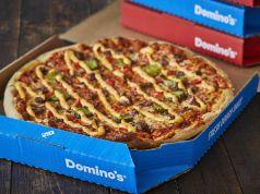 Domino's Pizza launches in Rome
