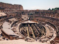 Italy to rebuild Colosseum's lost arena floor