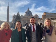 Fixed Term Vacancy at the Australian Embassy to the Holy See