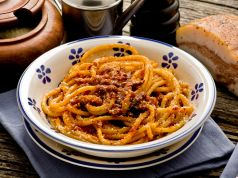 Wanted in Rome recipe: Bucatini all'Amatriciana