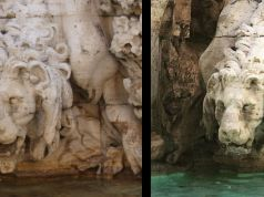 Rome: Bernini fountain damaged in mystery incident