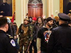 US Capitol protests: Italy reacts to violence in Washington