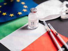 Italy first in EU for covid-19 vaccinations