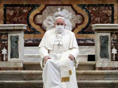 Pope Francis gets covid-19 vaccine: reports