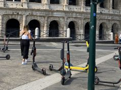 Rome mayor hails success of electric scooters