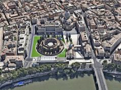 Rome moves bus terminal before opening Mausoleum of Augustus