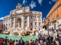 The Trevi Fountain: A Brief History