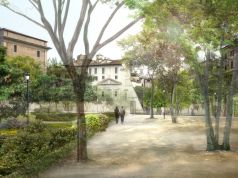 Rome to create 'Baroque-style' garden on Via Giulia