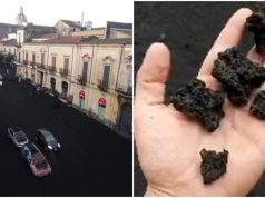 Italy: Ash rains on local villages as Etna continues to erupt