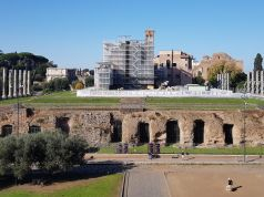 Fendi funds restoration of Temple of Venus and Roma