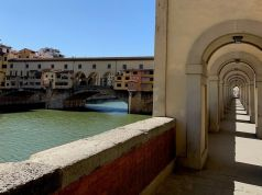 Florence to open restored Vasari Corridor in 2022